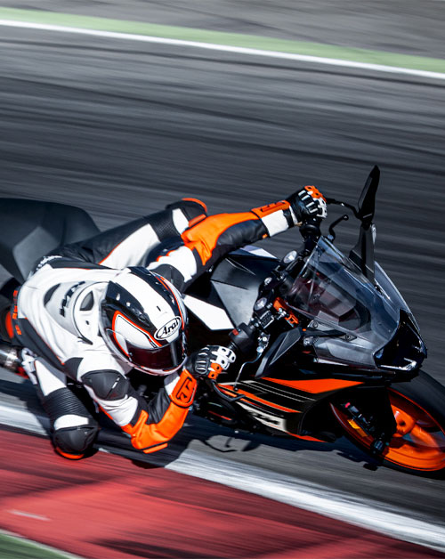 KTM Supersport Range